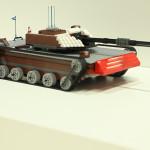 robotic tank