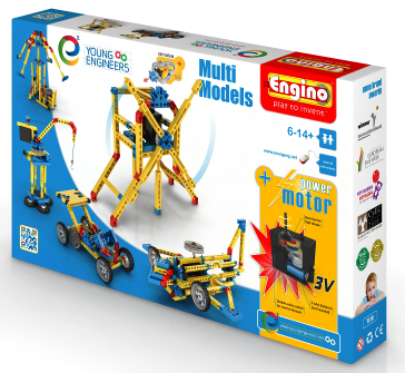 young engineers engino kit