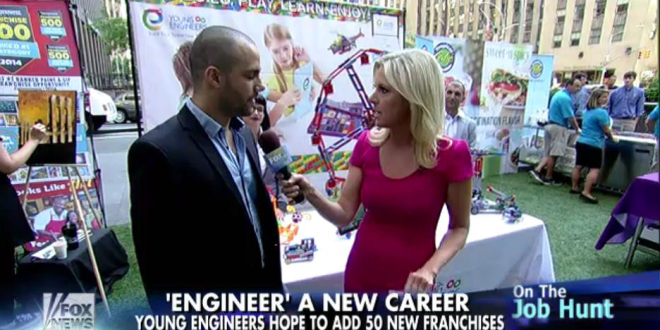 Young Engineers on Fox & Friends